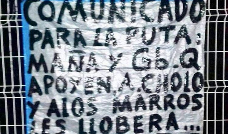 """""""Les lloverá plomo perros"""", Sicarios del CJNG amenazan a los que apoyen """"Al Cholo"""" y """"Marros"""" en Jalisco."""