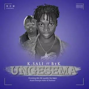 Download Audio | K Sali ft B2K - Ungesema
