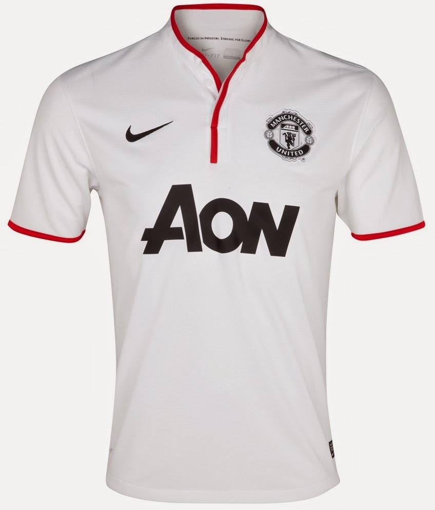 watch c40bb 6435c T Shirt Man Utd 2014 | Top Mode Depot
