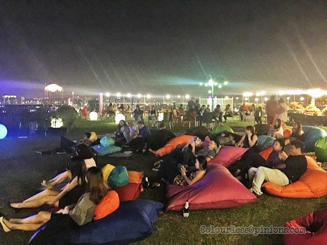 helipad cinema stratosphere the roof malaysia