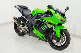 Bukalapak Moge Bekas : Kawasaki ZX10r 2007 - PEMATANG SIANTAR