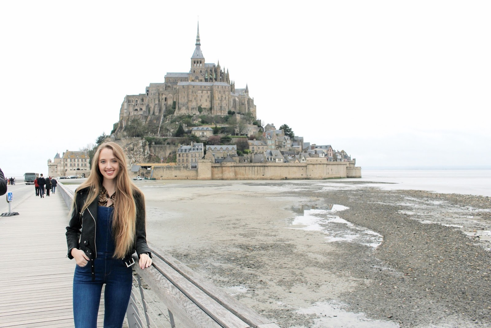 Mont Saint Michel Travel Blogger Review