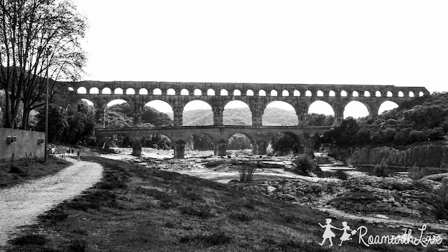 Honeymoon, france, review, ทริป, ฝรั่งเศส, รีวิว, ฮันนีมูน,สวีท, โพรวองซ์, Provence, Pont du Gard