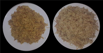 Rice a Roni vs Uncle Tom's Rice Pilaf