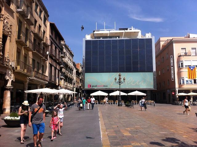 centro Gaudí en Reus