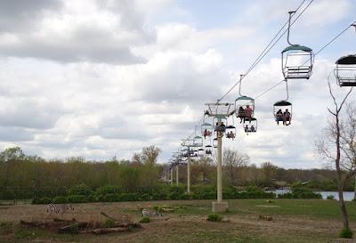 Kansas City Zoo Sky Safari Ride
