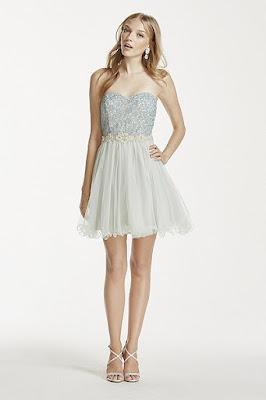 vestidos de fiesta cortos para señoras