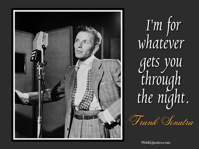 Quotes by Frank Sinatra