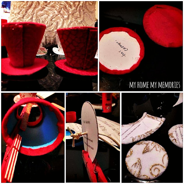crafting-santas-hat-with-felt