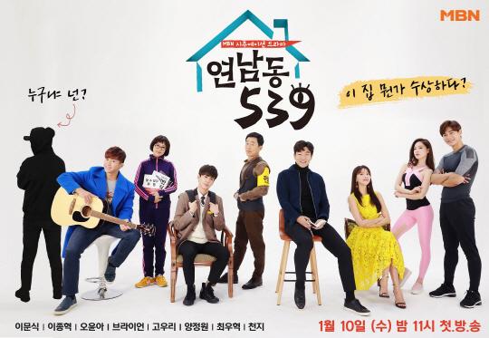 Yeonnam-dong 539 -Konusu ve Oyuncular