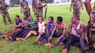 Armed Political Thugs Arrested in Rivers State