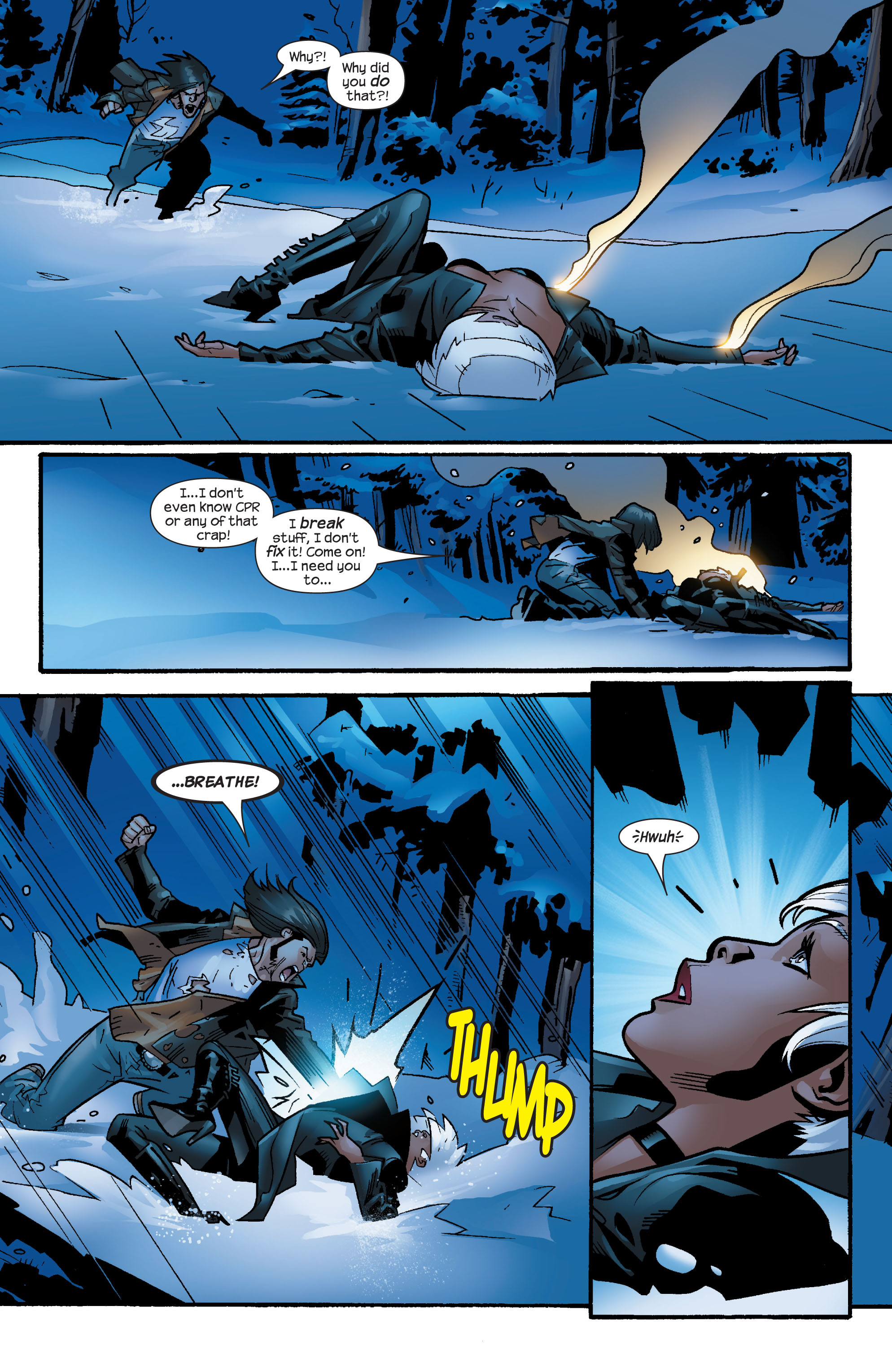 Read online Ultimate X-Men comic -  Issue #60 - 19