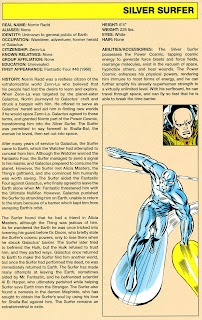 Silver Surfer Comics