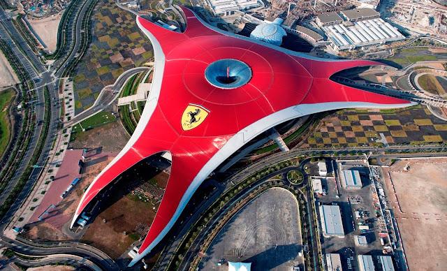 Abu Dhabi Emirati Arabi Uniti