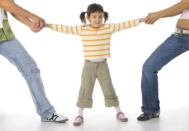 Children in a High Conflict Divorce