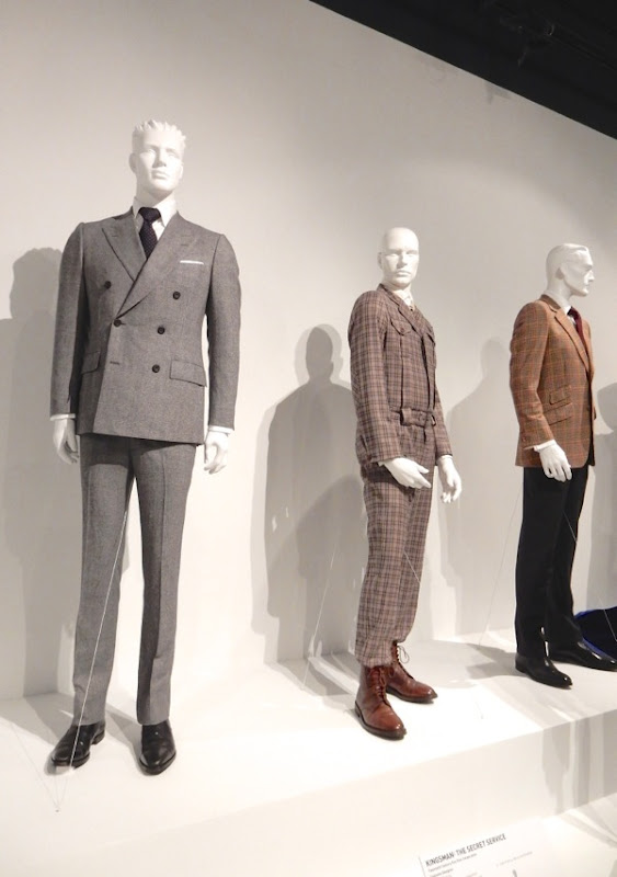 Kingsman Secret Service movie costumes