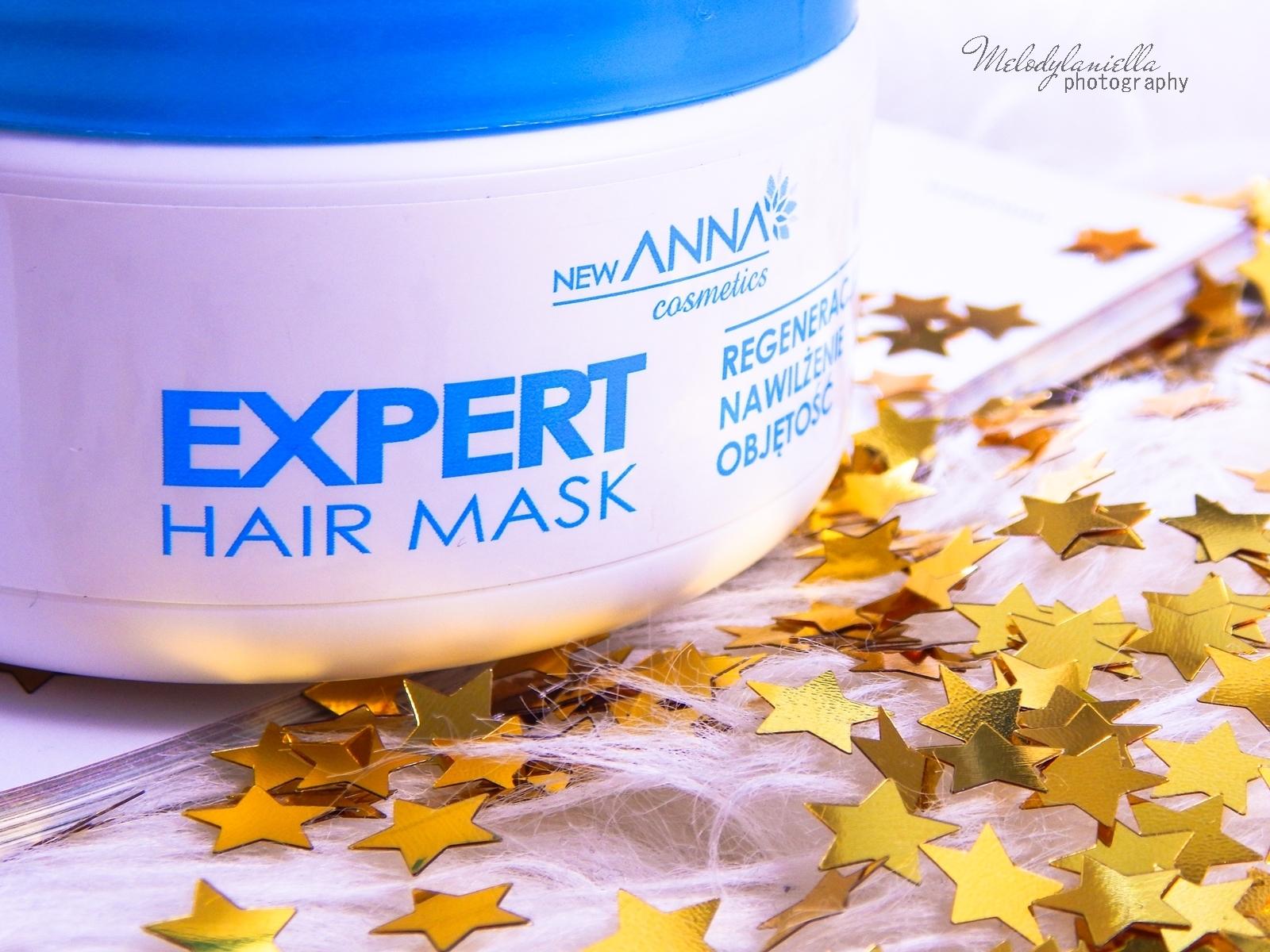 5 new anna cosmetics hair mask expert maska do włosów new anna cosmetics recenzje kosmetyków blog beauty lifestyle fashion melodylaniella love fotografia-2