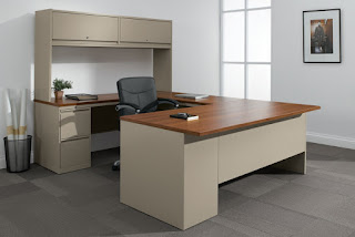 Heavy Duty Executive Desk