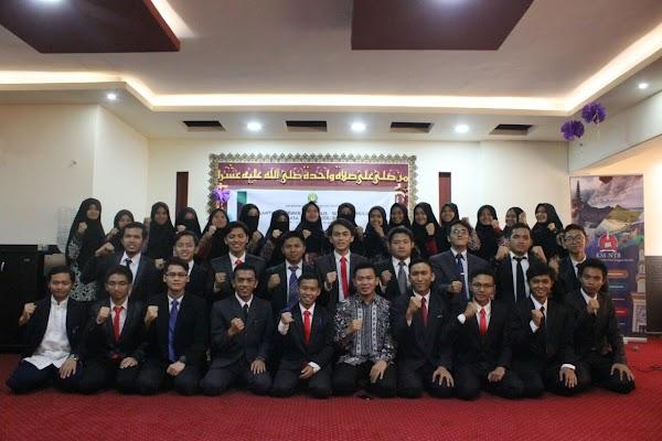 Action dan Patient, Semboyan Kerja Dewan Pengurus Senat Mahasiswa Fakultas Ushuludin Periode 2018-2019
