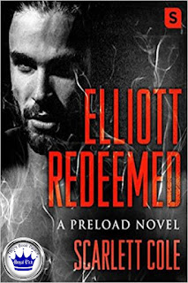 romance novel covers, contemporary romance, Royal Pick, Elliott Redeemed by Scarlett Cole