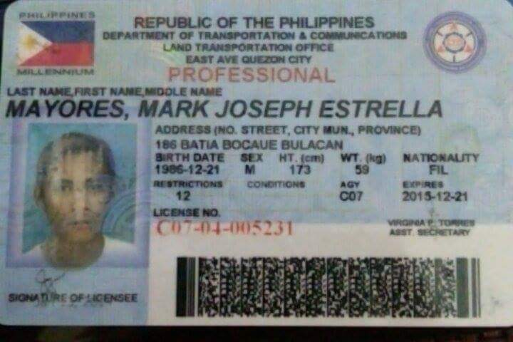 How To Identify Fake Drivers License In The Philippines