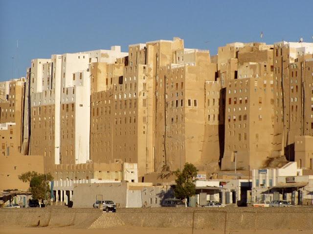 العالم - مدينة شبام في اليمن : أرض أقدم ناطحات السحاب في العالم Shibam-5%255B2%255D