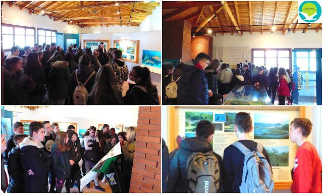 Το Γυμνάσιο Γουμένισσας βρέθηκε στο κέντρο πληροφόρησης Αχέροντα
