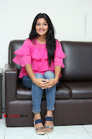 Telugu Actress Deepthi Shetty Stills in Tight Jeans at Sriramudinta Srikrishnudanta Interview .COM 0133.JPG