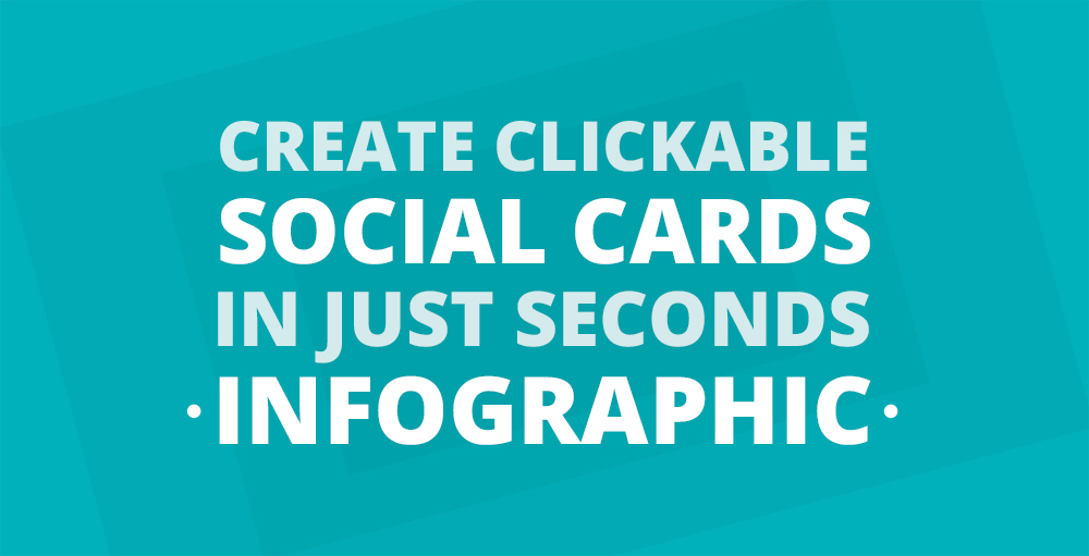 How to create clickable social cards in seconds with AnyImage