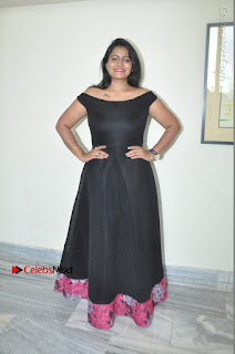 Telugu Actress Swathi Reddy Latest Stills in Black Gown  0086.JPG