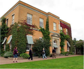 killerton House, Devon