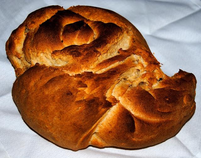 Pan de Kamut. Receta