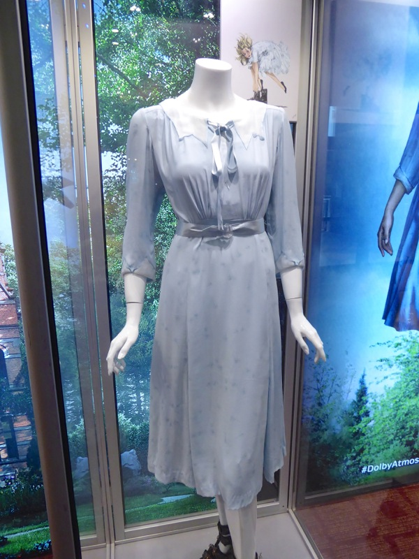 Miss Peregrines Home for Peculiar Children Emma blue dress