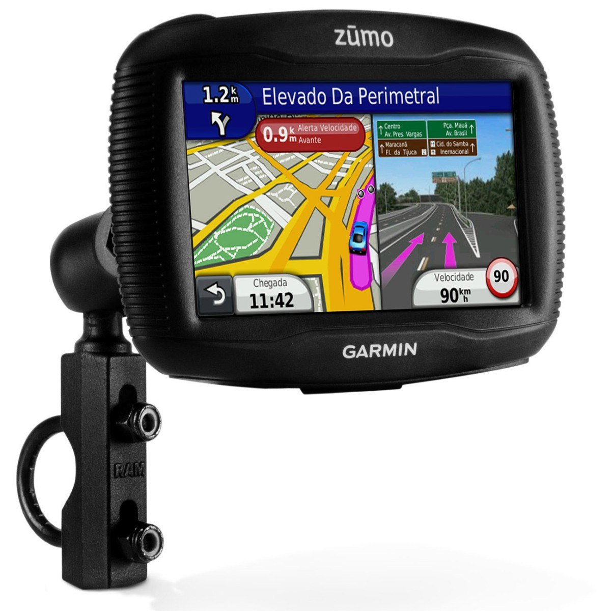 viagens de gps garmin modelo 350 lm para motos. Black Bedroom Furniture Sets. Home Design Ideas