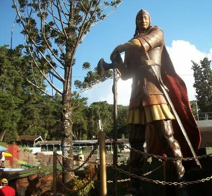 Daya Tarik Objek Wisata Kopeng Treetop Di Kopeng Salatiga Jawa