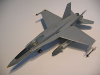 """F18A """"Hornet"""""""