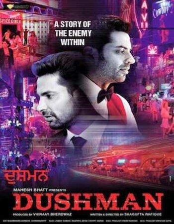 Dushman (2017) Punjabi 480p WEB-DL x264 400MB