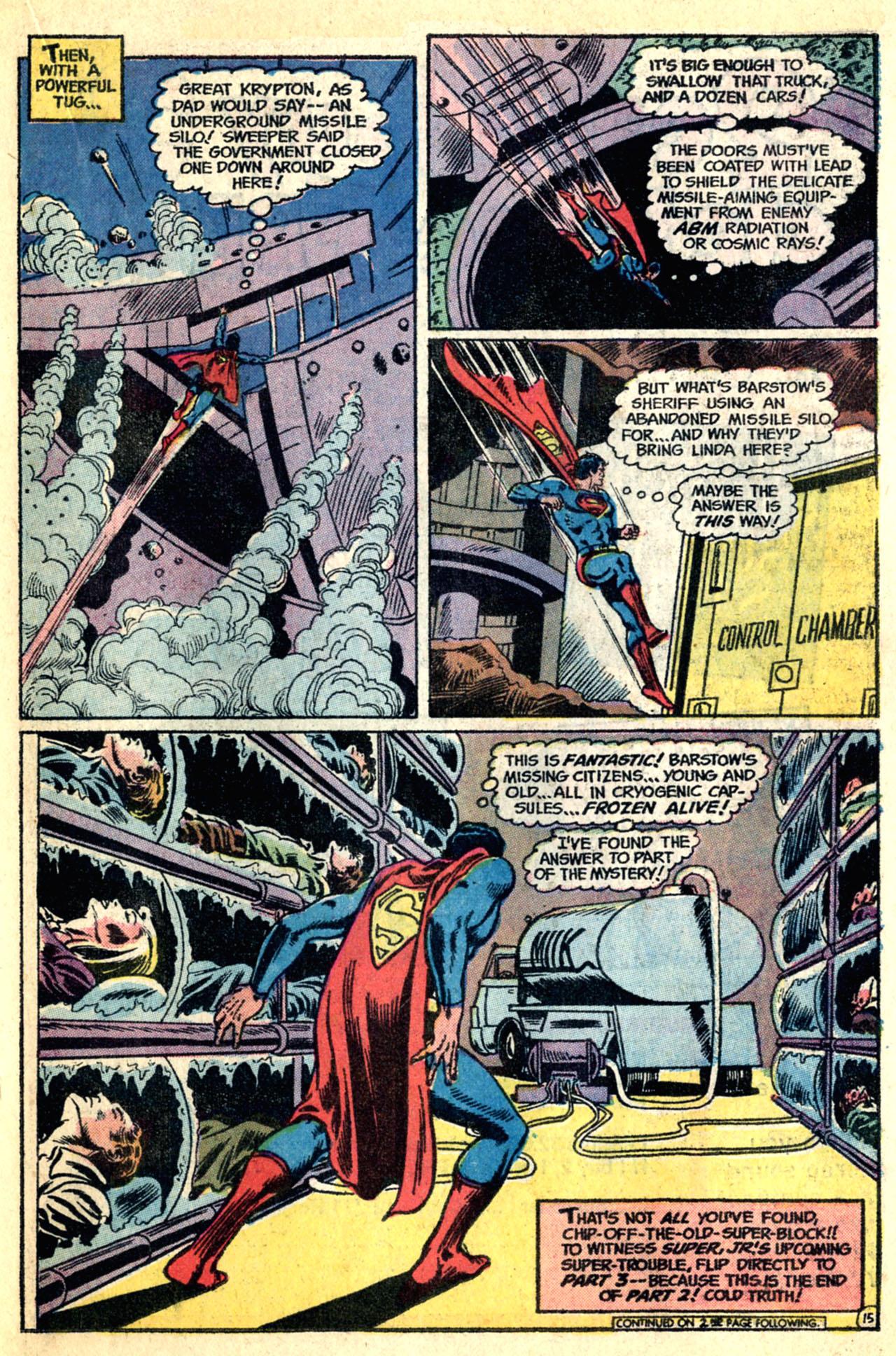 Read online World's Finest Comics comic -  Issue #216 - 19