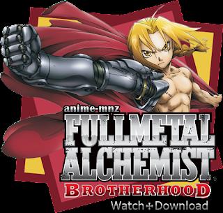 مشاهده وتحميل حلقات الكيميائي المعدني Fullmetal Alchemist: Brotherhood مترجم مشاهدة اون لاين W