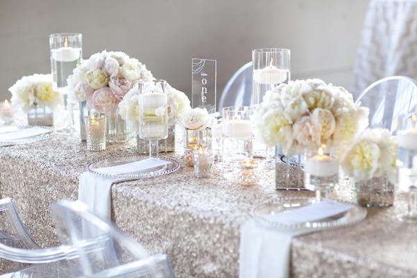 pastal flower, candle, liner, for wedding