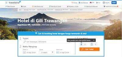 Booking Hotel Dengan Traveloka
