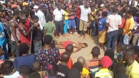 Graphic: Dangote kills 7 people at Total, Ihiala
