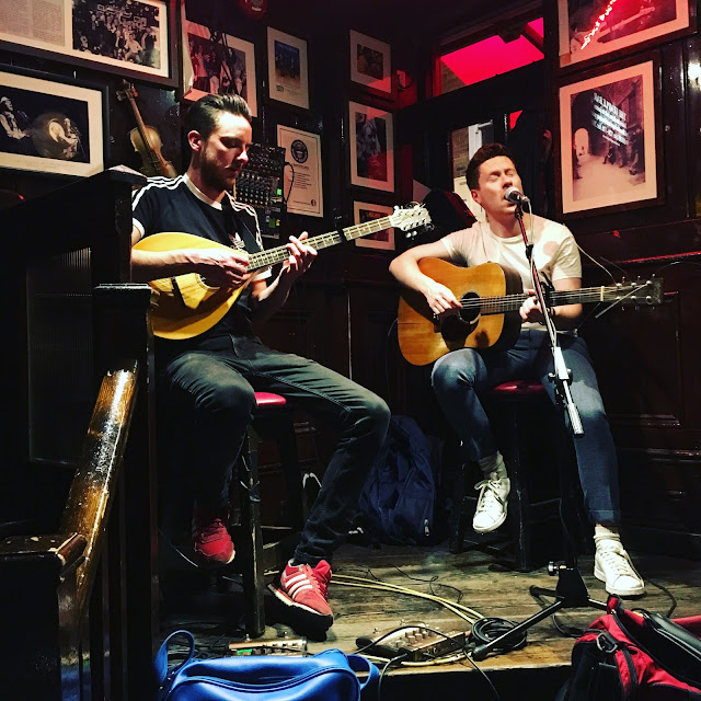 Temple Bar Music Dublin