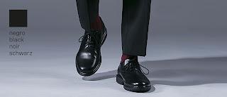 Imagen que muestra el zapato Francia (Dian)
