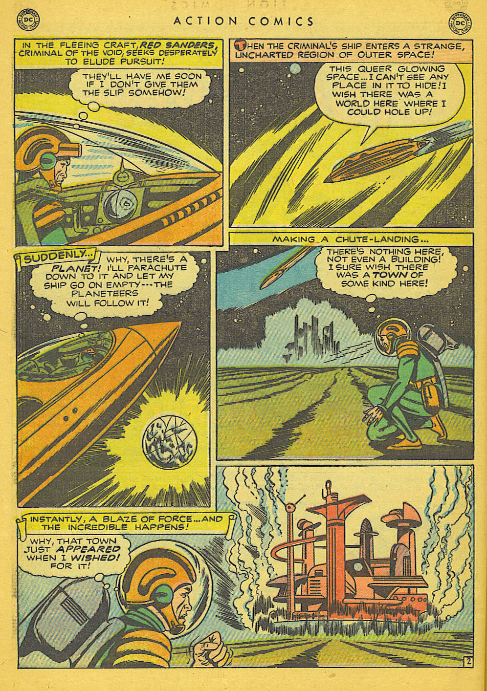 Read online Action Comics (1938) comic -  Issue #142 - 17