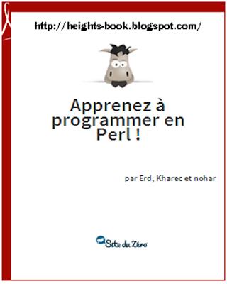 Télécharger Livre Gratuit Apprenez à programmer en Perl pdf