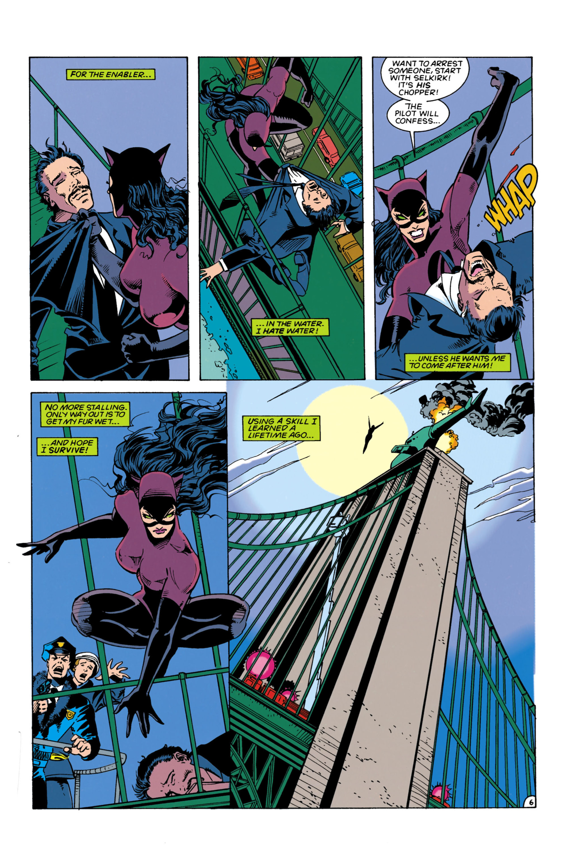Catwoman (1993) Issue #13 #18 - English 7