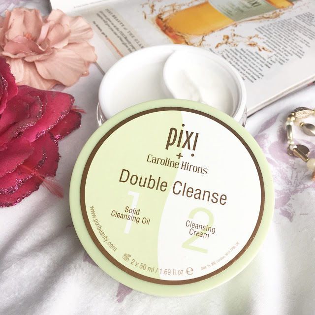 Pixi-Caroline-Hirons-Double-Cleanse-Review
