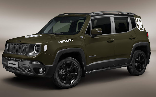 Jeep Renegade 2019 Trailhawk