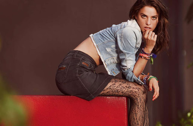 Calzedonia Spring/Summer 2013 Campaign featuring Alejandra Alonso